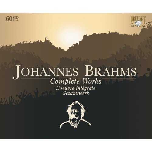 Johannes Brahms: Complete Works (60 CD box set, FLAC)