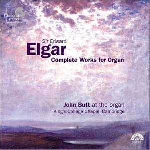 John Butt: Elgar - Complete Works for Organ (FLAC)