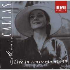 Maria Callas - Live Recordings series (12 CD, FLAC)