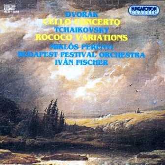 Dvorak - Cello Concerto, Tchaikovsky - Rococo Variations (FLAC)