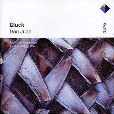 Gardiner: Gluck - Don Juan (APE)