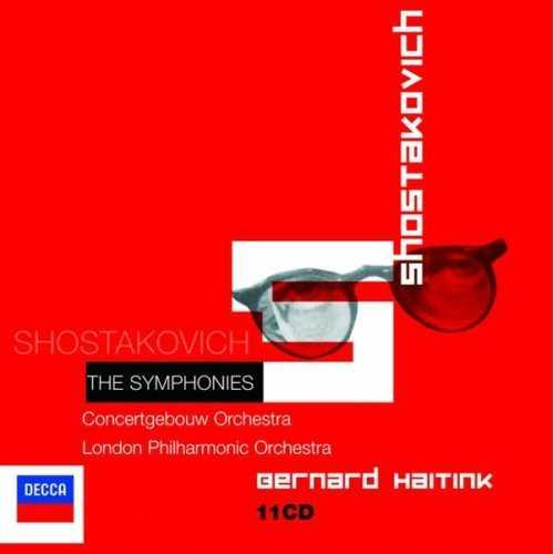 Haitink: Shostakovich - The Complete Symphonies (11 CD box set, FLAC)