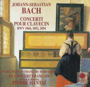 Marc Hantai: Bach - Concerti pour clavecin BWV1044,1052,1054 (FLAC)