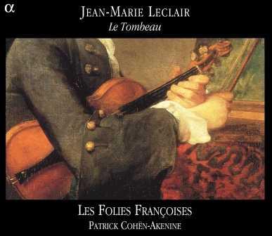 Jean-Marie Leclair: Le Tombeau (APE)