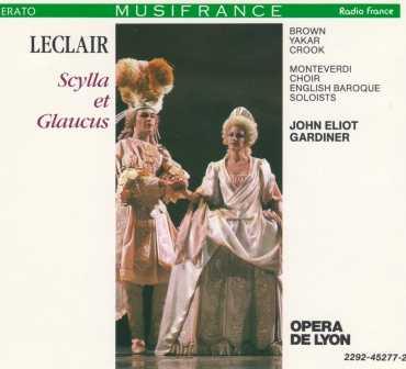 Jean-Marie Leclair - Scylla Et Glaucus (3 CD box set, APE)