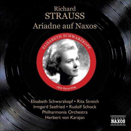 Karajan, Schwarzkopf, Streich: Strauss - Ariadne Auf Naxos (2 CD, APE)