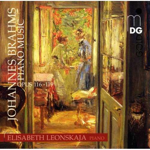 Leonskaja: Brahms - Piano Music op.116-119 (APE)