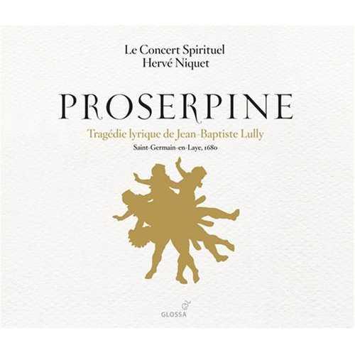 Jean-Baptiste Lully - Proserpine (2 CD, APE)