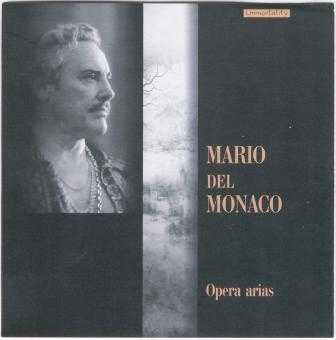 Mario del Monaco - Immortality, Opera Arias (APE)