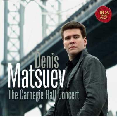 Denis Matsuev: The Carnegie Hall Concert (APE)