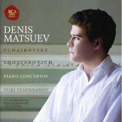 Matsuev: Tchaikovsky, Shostakovich - Piano Concertos (APE, CUE)