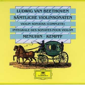 Menuhin, Kempff: Beethoven - Complete Violin Sonatas (4 CD box set, FLAC)