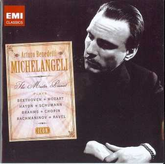 Arturo Benedetti Michelangeli: The Master Pianist (4 CD box set, APE)