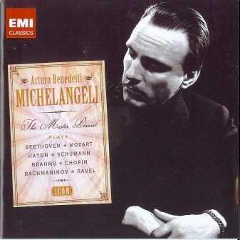 Icon: Arturo Benedetti Michelangeli (4 CD box set, APE)