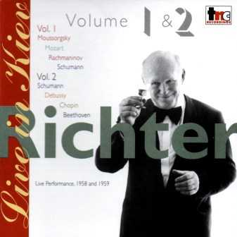 Sviatoslav Richter Live In Kiev (18 CD box set, FLAC)