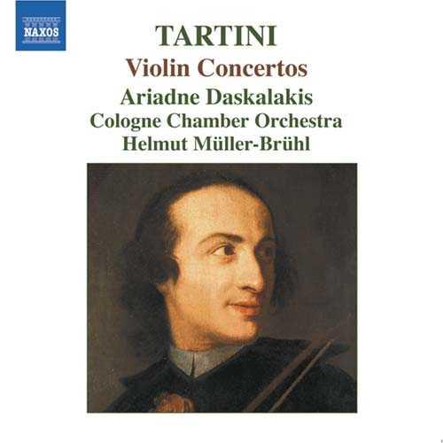 Tartini: Violin Concertos (FLAC)