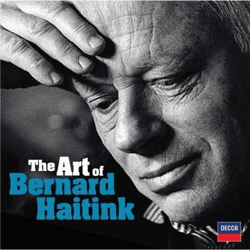 The Art of Bernard Haitink (10 CD box set, FLAC)