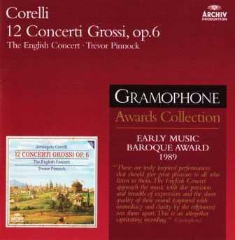 Arcangelo Corelli: 12 Concerti Grossi Op.6 (2 CD, FLAC)