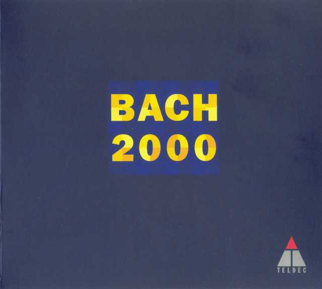 Bach 2000: The Complete Bach Edition (154 CD box set, APE)