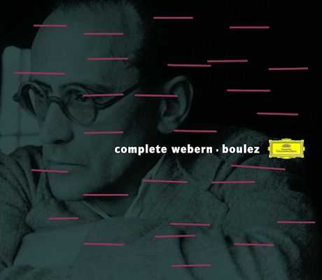 Boulez: Complete Webern (6 CD box set, APE)