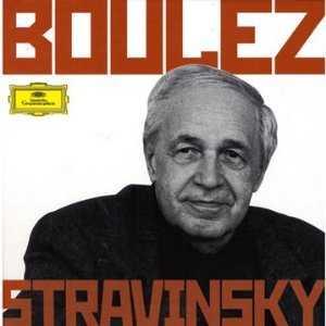 Boulez Conducts Stravinsky (6 CD box set, FLAC)