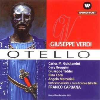 Capuana: Verdi - Otello (2 CD, APE)