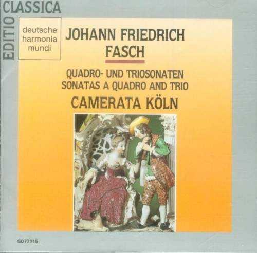 Fasch: Quadro and Trio Sonatas (APE)