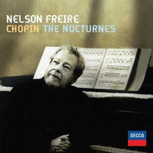 Nelson Freire: Chopin - The Nocturnes (2 CD, FLAC)