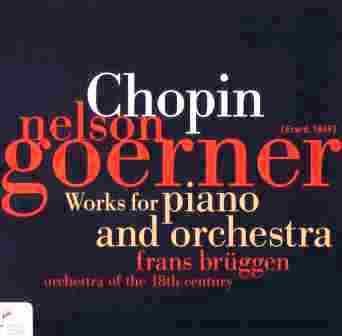 Goerner: Chopin - Works for Piano and Orchestra (APE)
