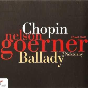 Goerner: Chopin - Ballades & 3 Nocturnes (FLAC)
