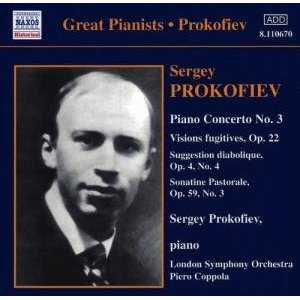 Great Pianists: Prokofiev (FLAC)