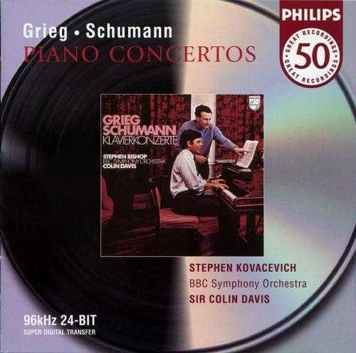 Grieg, Schumann - Piano Concertos (APE)