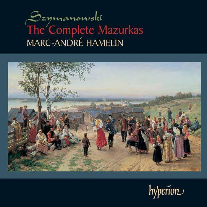Szymanowski - Mazurkas Complete (APE)