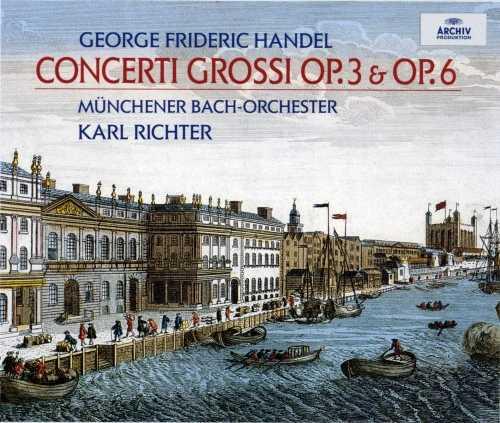 Handel: Concerti Grossi op.3,6 (4 CD, APE)