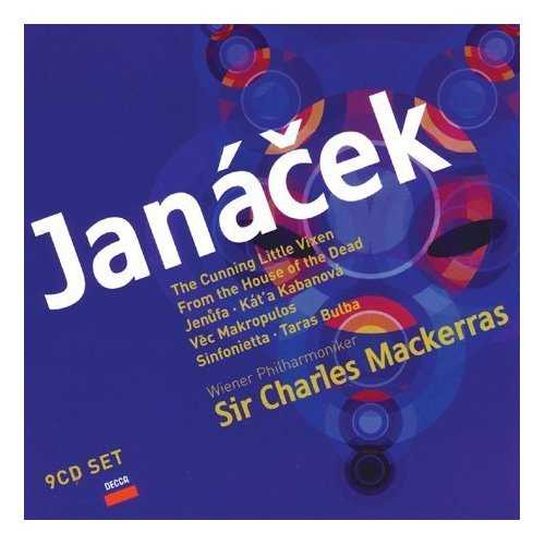 Leos Janacek - Operas (9 CD box set, FLAC)