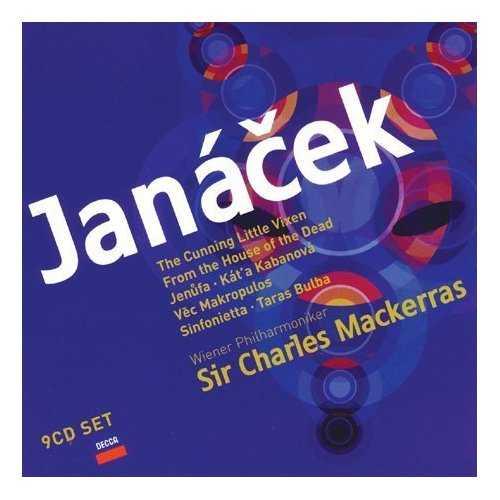 Leos Janacek - Operas (9 CD box set, FLAC)