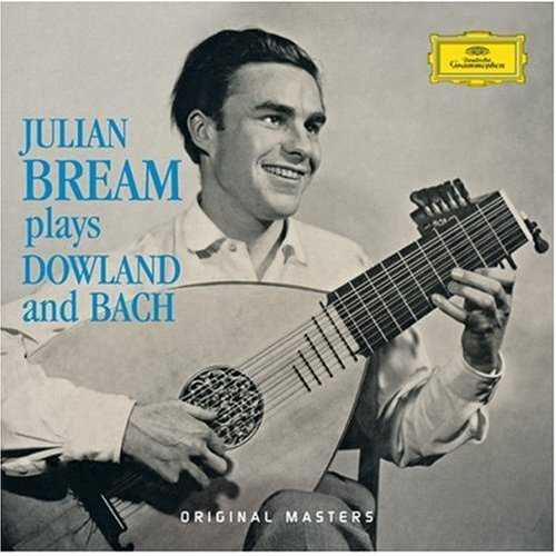 Julian Bream Plays Dowland and Bach (2 CD, FLAC)