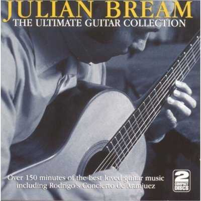 Julian Bream - The Ultimate Guitar Collection (2 CD, APE)