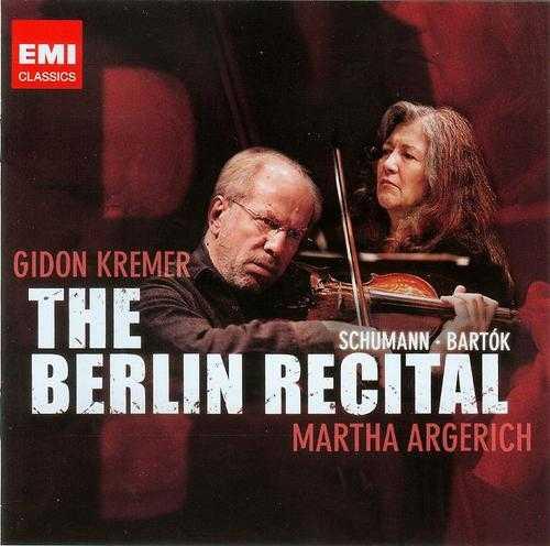 Kremer, Argerich - The Berlin Recital (2 CD, APE)