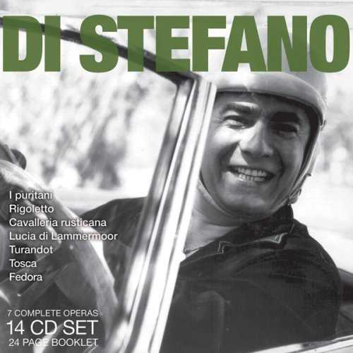 Legendary Performances of Giuseppe Di Stefano (14 CD box set, APE)