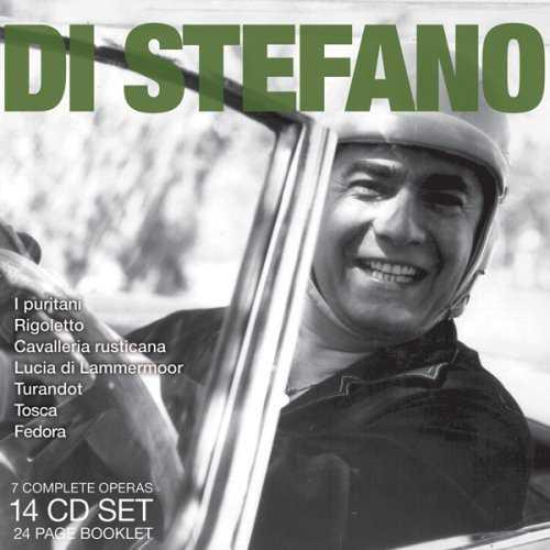 Legendary Performances of Giuseppe Di Stefano (14 CD box set, APE)