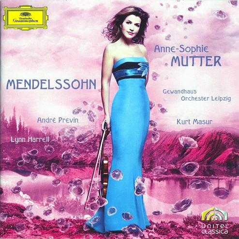 Anne-Sophie Mutter Plays Mendelssohn (FLAC + DVD-9)