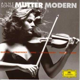 Anne-Sophie Mutter - Modern (3 CD box set, APE)