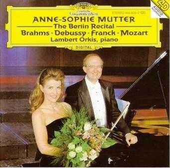 Anne-Sophie Mutter - The Berlin Recital (APE)