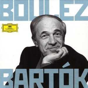 Boulez Conducts Bartok (8 CD box set, FLAC)
