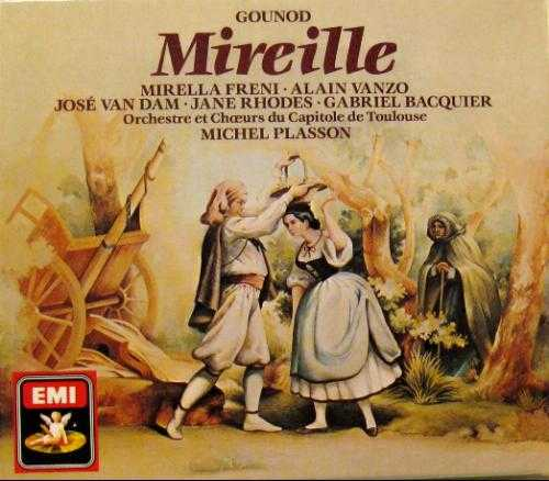 Plasson: Gounod - Mireille (2 CD, FLAC)