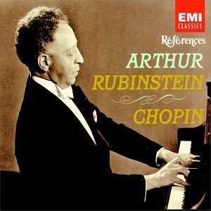Arthur Rubinstein plays Chopin (5 CD box set, FLAC)