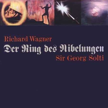 Who Wrote Der Ring Des Nibelungen