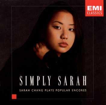 Sarah Chang - Simply Sarah (APE)