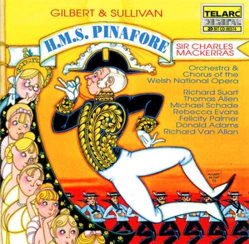 Gilbert & Sullivan - H.M.S. Pinafore (FLAC)